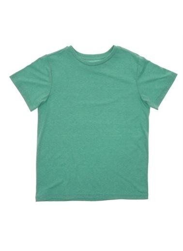 Panço T-Shirt 19117108100 Yeşil